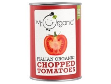 Chopped Tomatoes (Mr Organic)