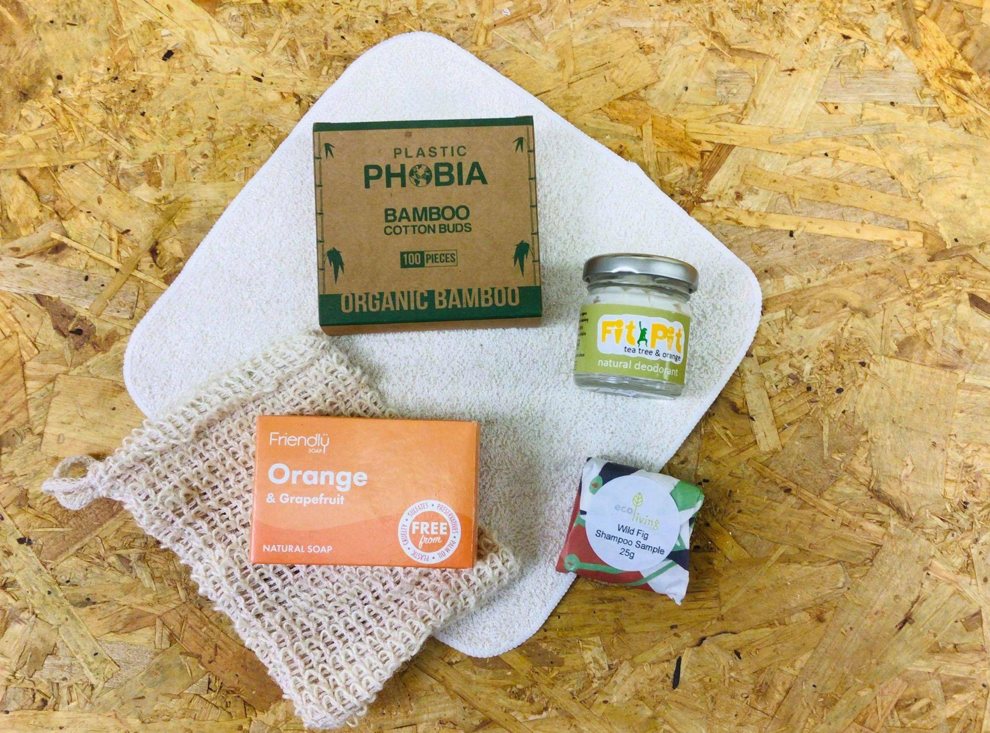 Eco Self Care Starter Kit