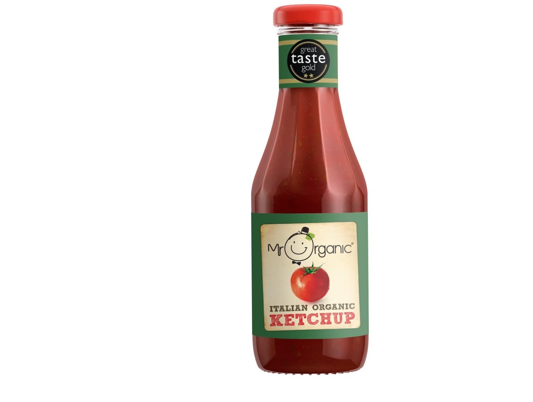 Tomato Ketchup (Mr Organic)