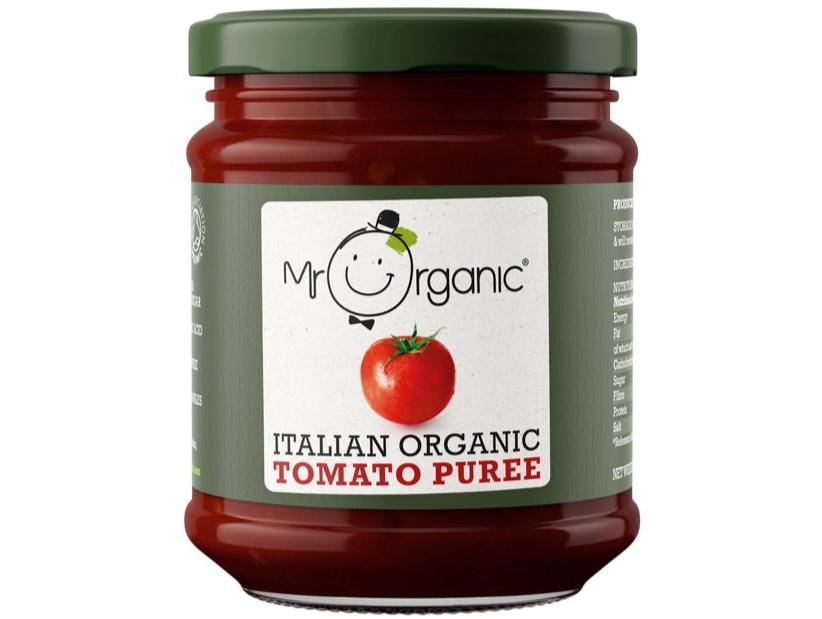 Tomato Puree (Mr Organic)