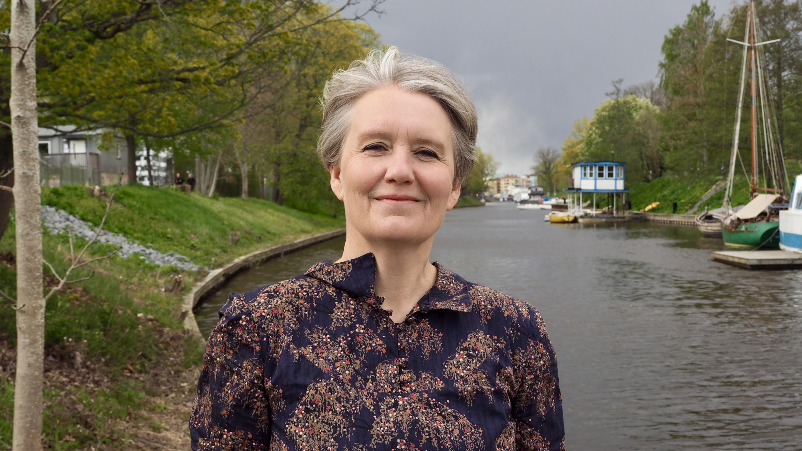 Rebecca Liljefors EF UppsalaYogamassage®