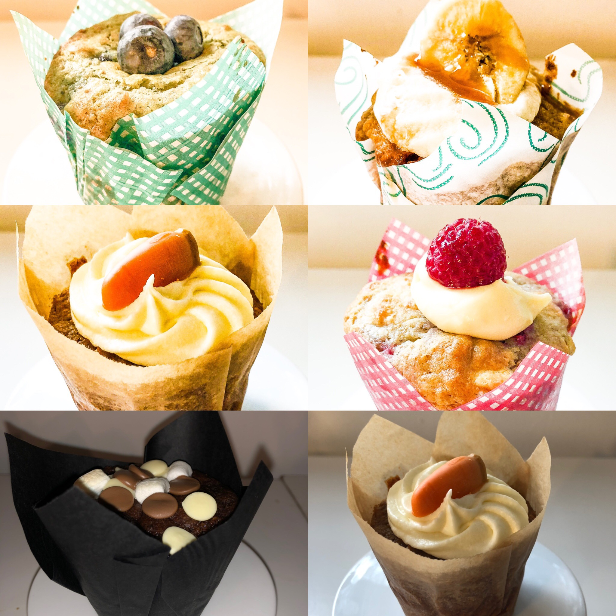 Summer Special Offer - Muffins 6 for 4