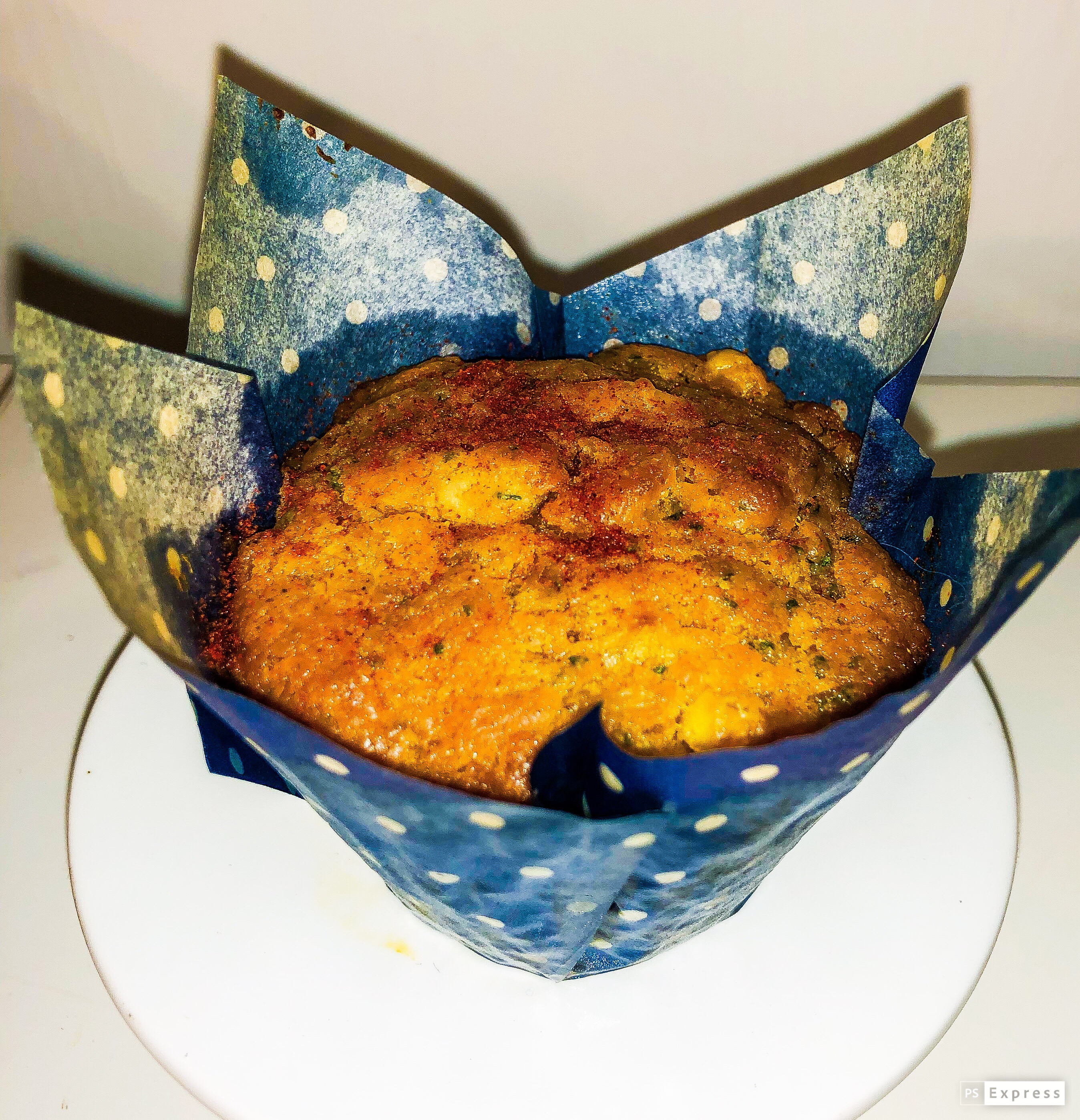 Chicken & Sweetcorn Muffin