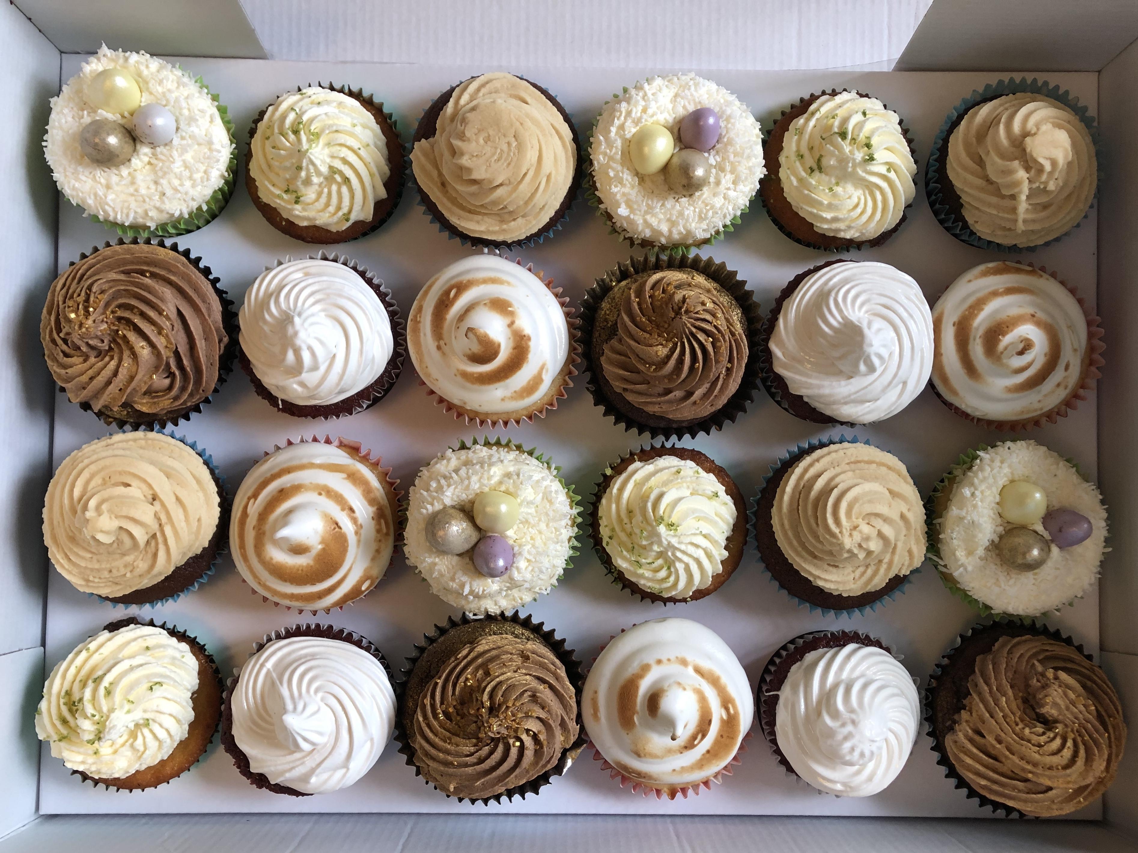 Cupcakes - Mixed Boxes