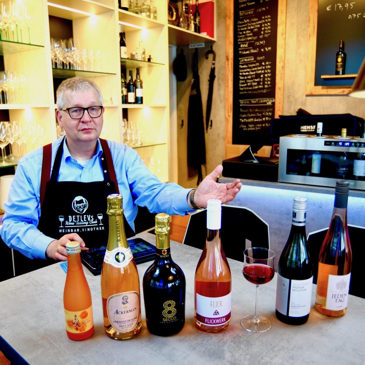 SOMMER-FREUDE: WineTastingClub Geniesser-Paket No. 4 mit 6 Top Sommer-Weinen.