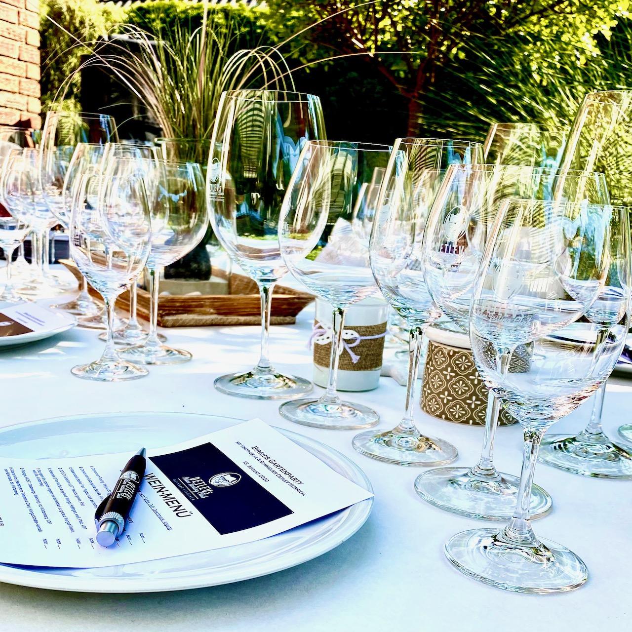 - PRIVAT-EVENT - Ihre Feier zu Hause, im Garten, Verein oder Firma. Preis ab