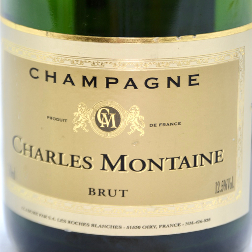 Charles Montaine AOP Champagne Brut