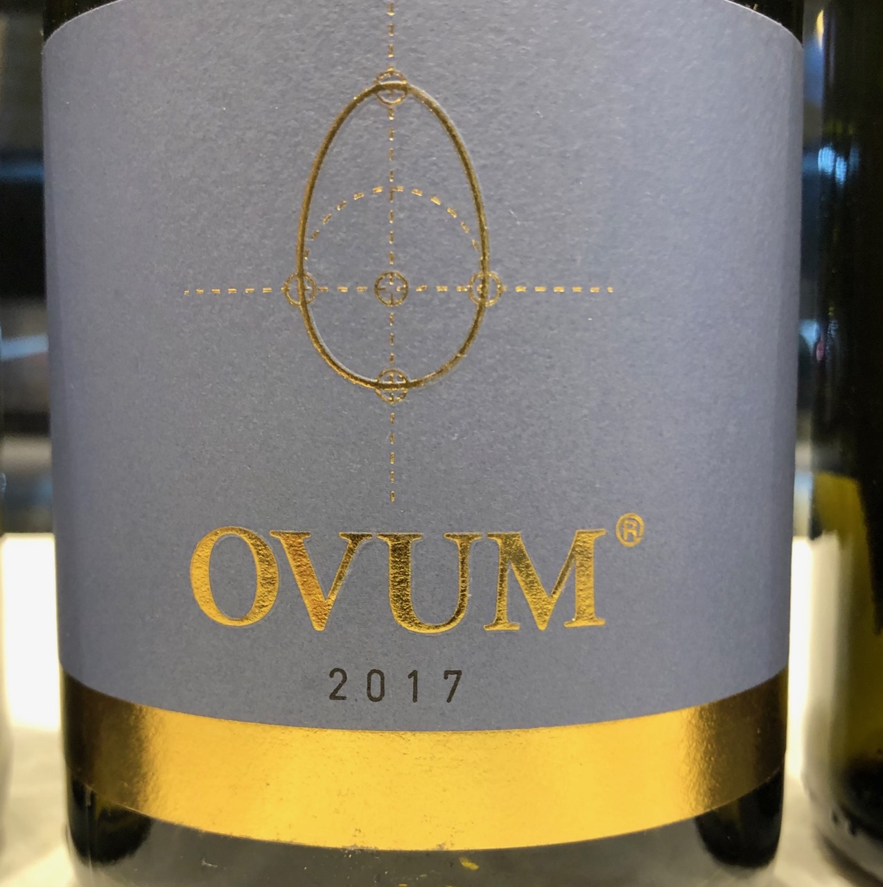 Aldinger Ovum Sauvignon Blanc 2017