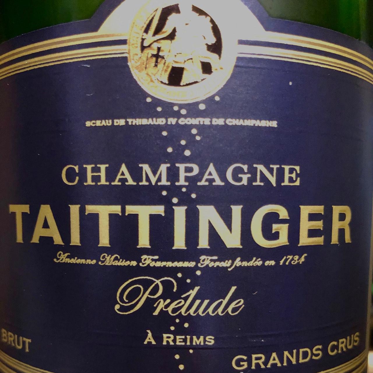 Taittinger Prelude Grands Crus