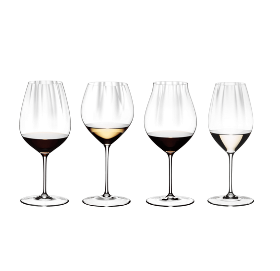 RIEDEL Performance 4-Glas Tasting Set