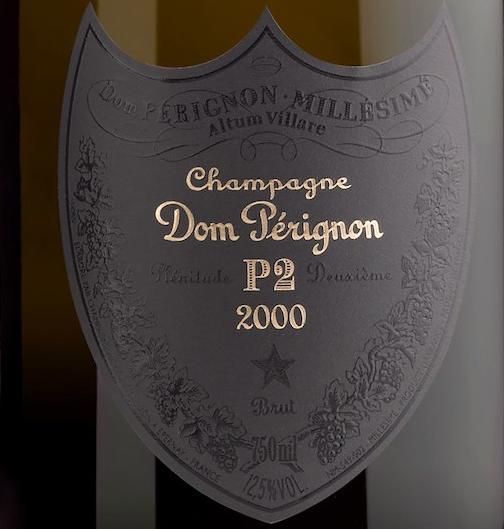 Dom Perignon P2 Vintage