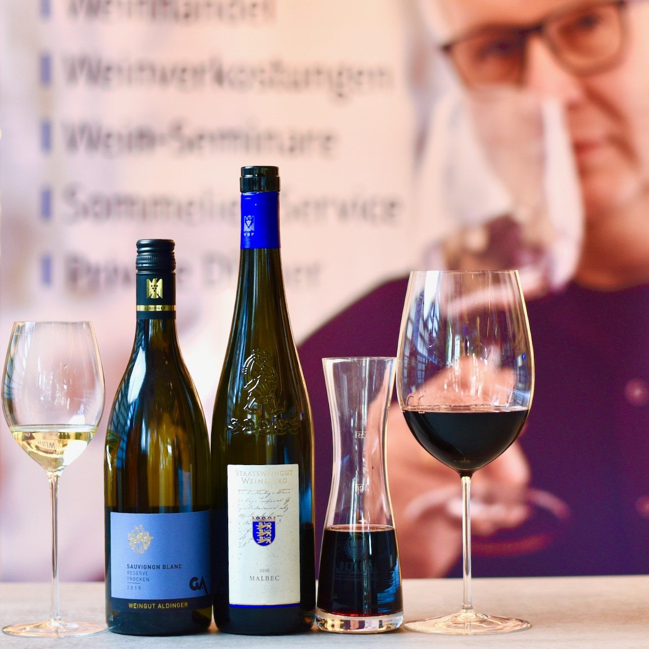 - PRIVAT-EVENT - Choc & Wein. Preis pro Geschlossene Gesellschaft.