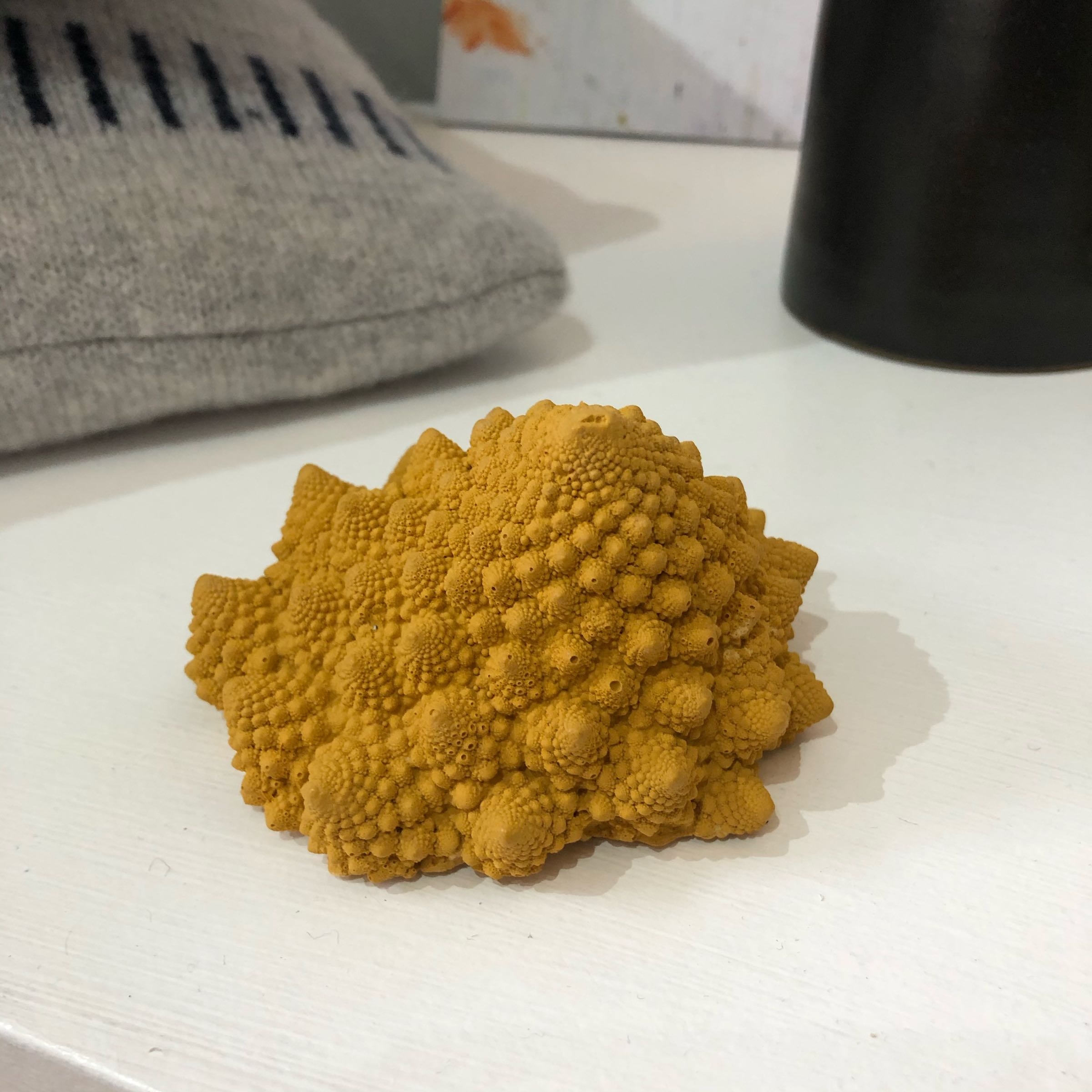 Romanesco cast Paperweight by Tip Studio