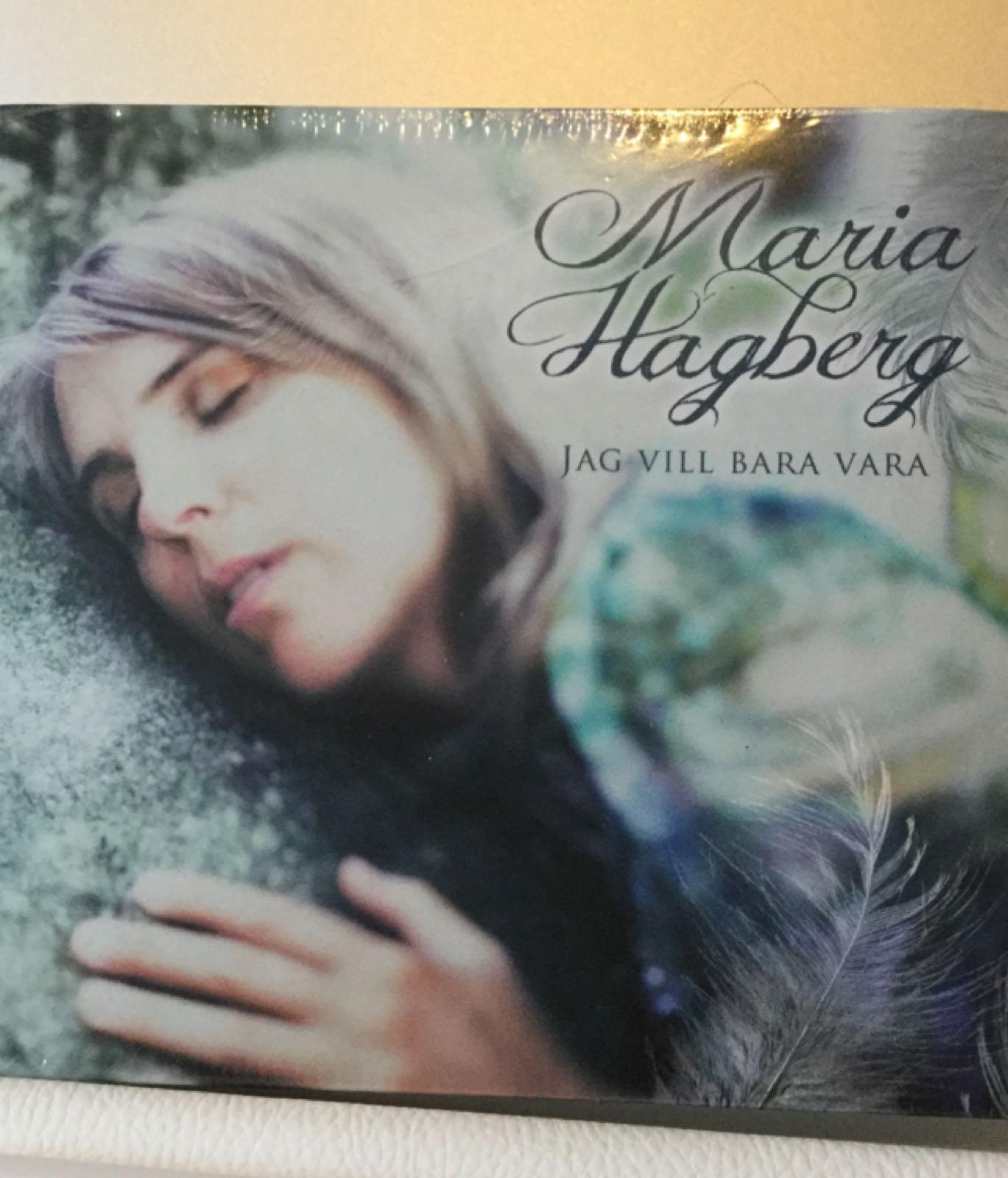 CD Maria Hagberg 170:-