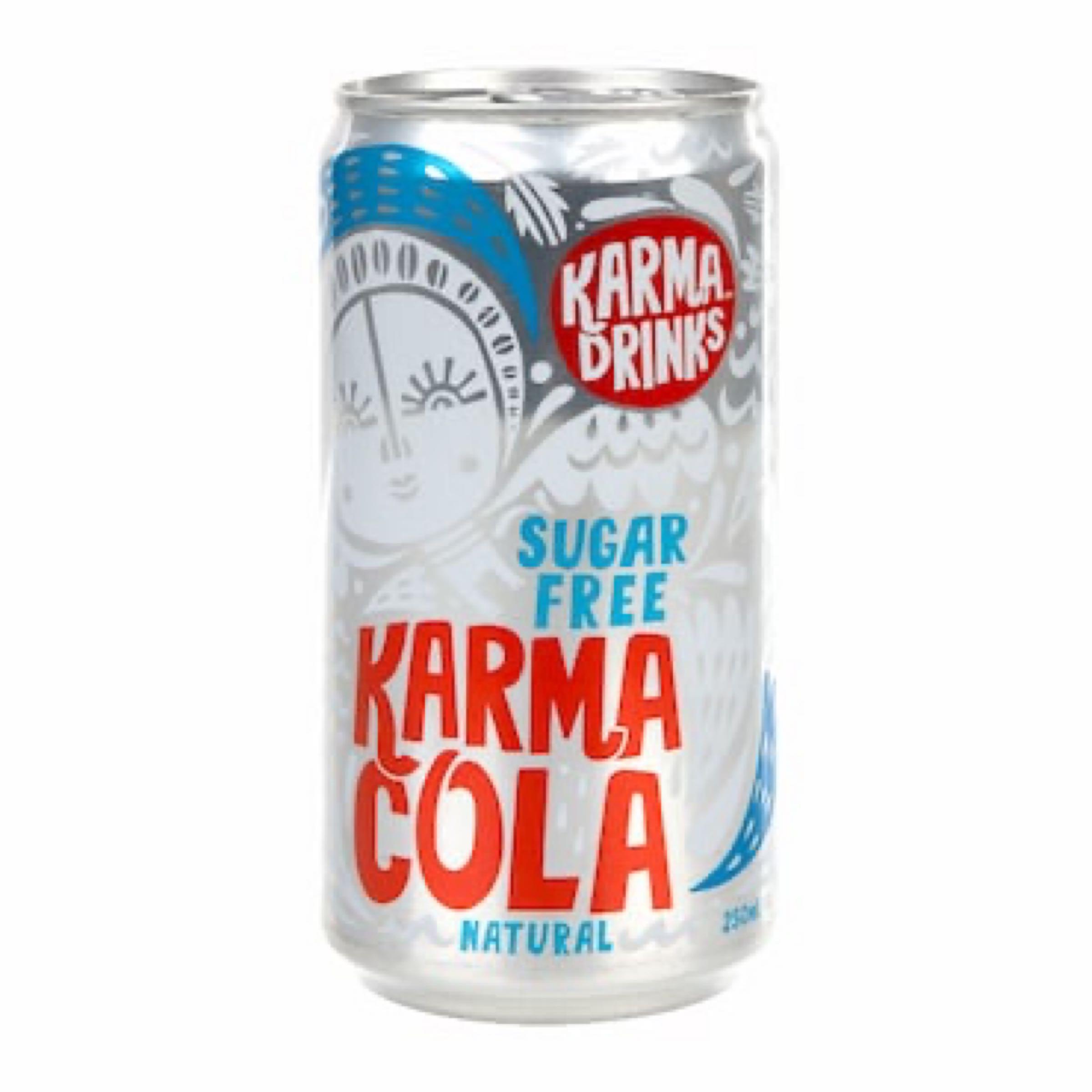 Karma Cola (Sugar Free)