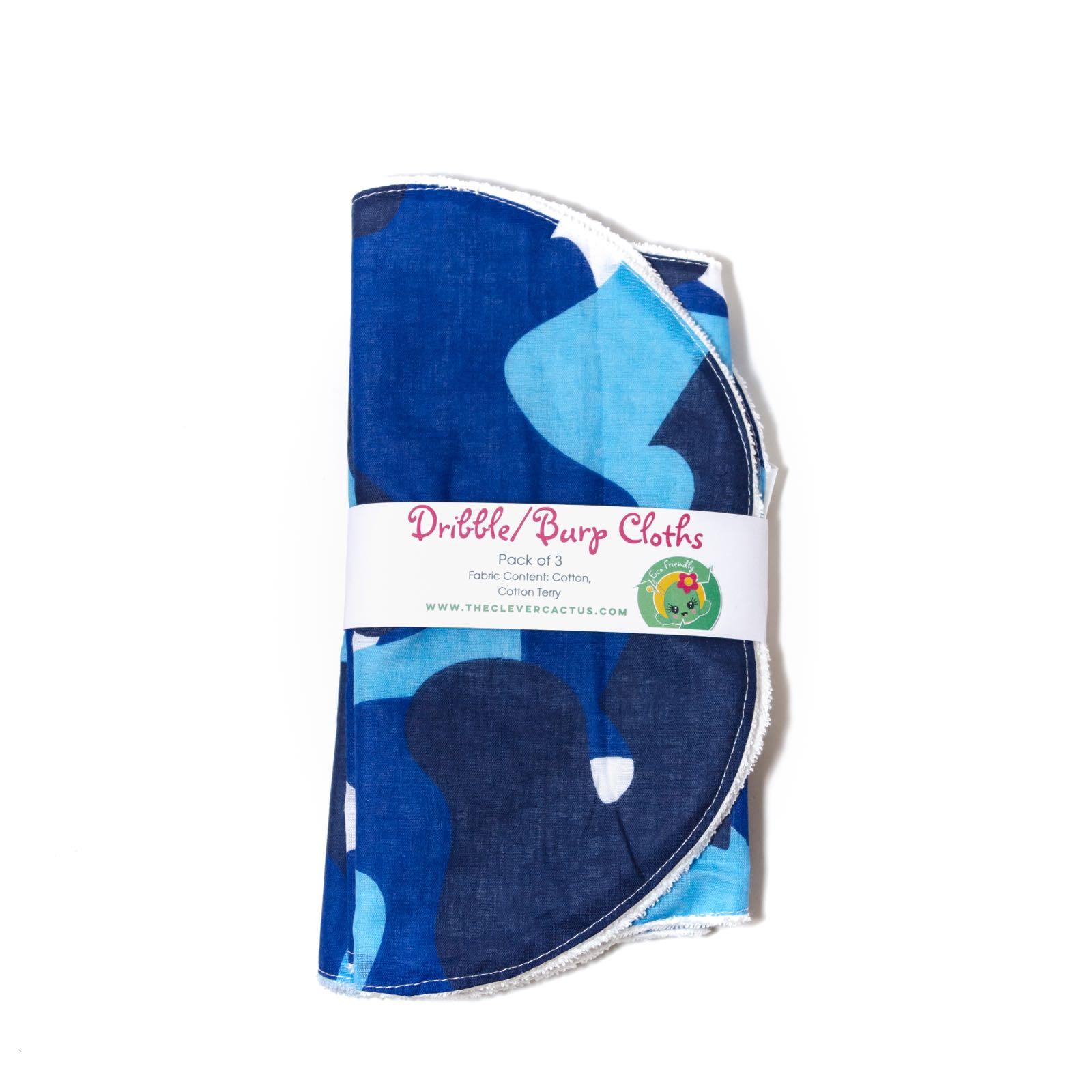 Dribble / Burp Cloth