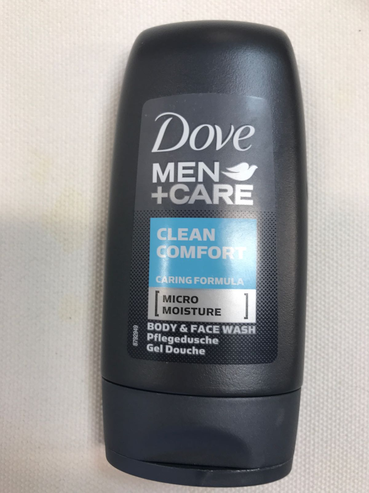 Body & facewash 55 ml - Dove men