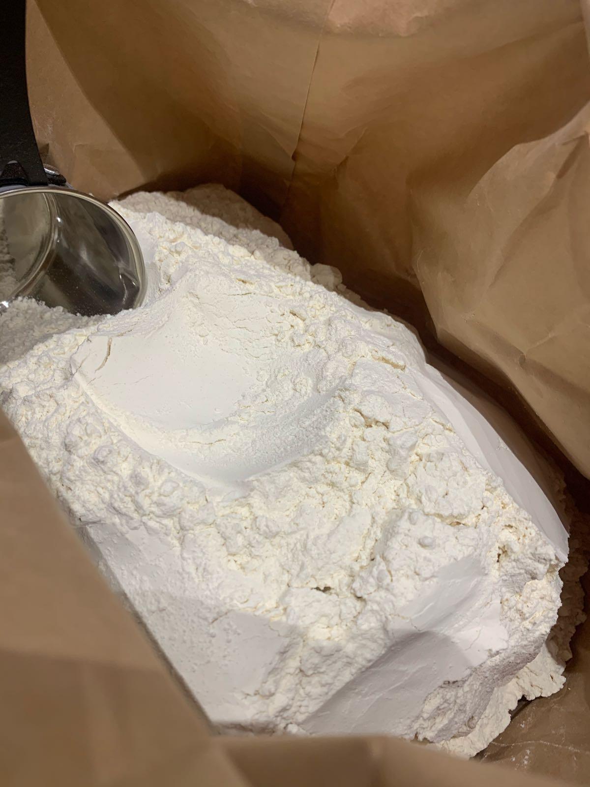 Organic White Bread Flour