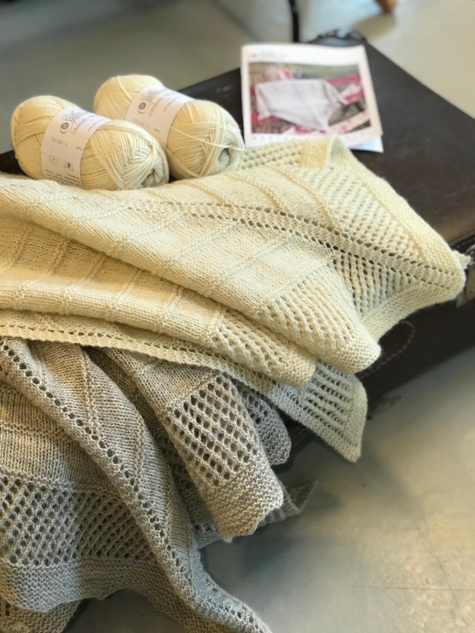 Martes Bondesjal strikkepakke