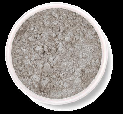 YAG Eyeshadow Silver dust