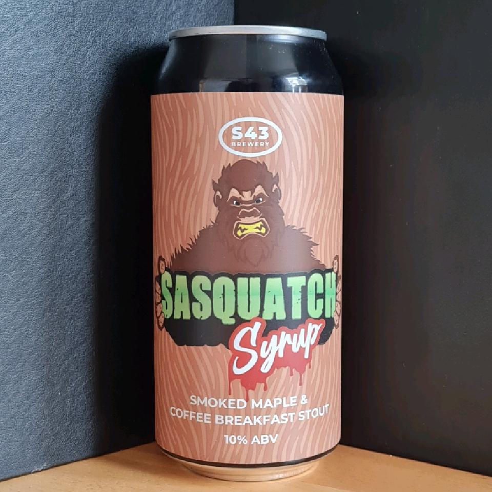 S43 Sasquatch Syrup