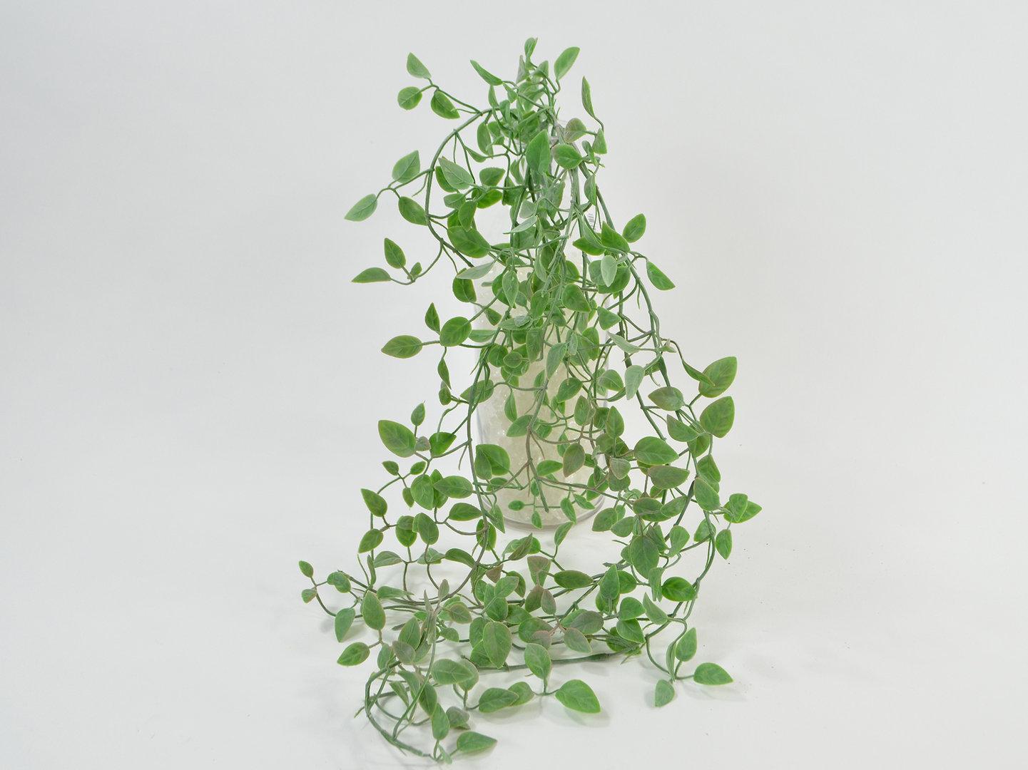 Mini bladbøjle, 60cm, grøn