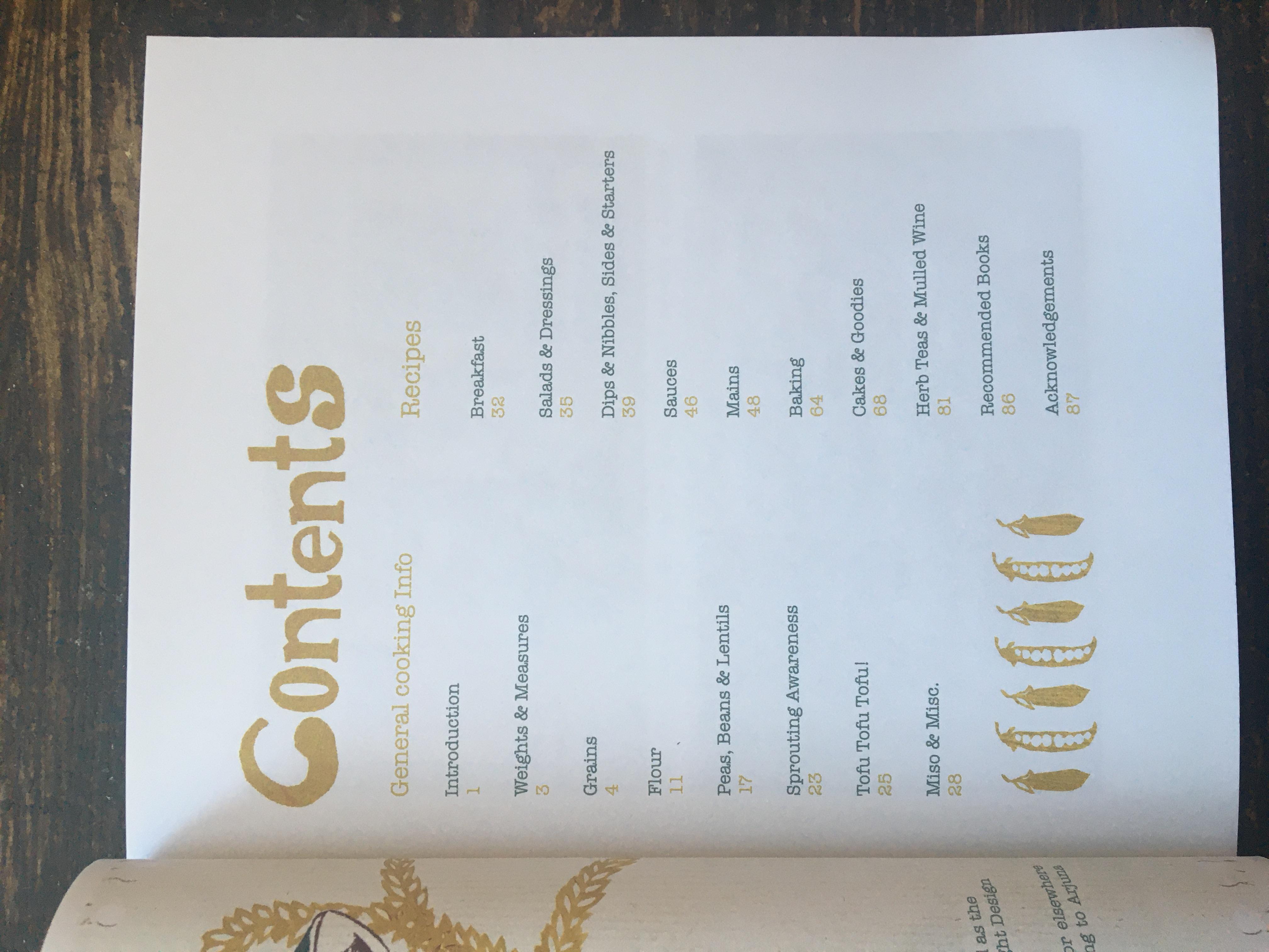 Arjuna Vegetarian Cook Book