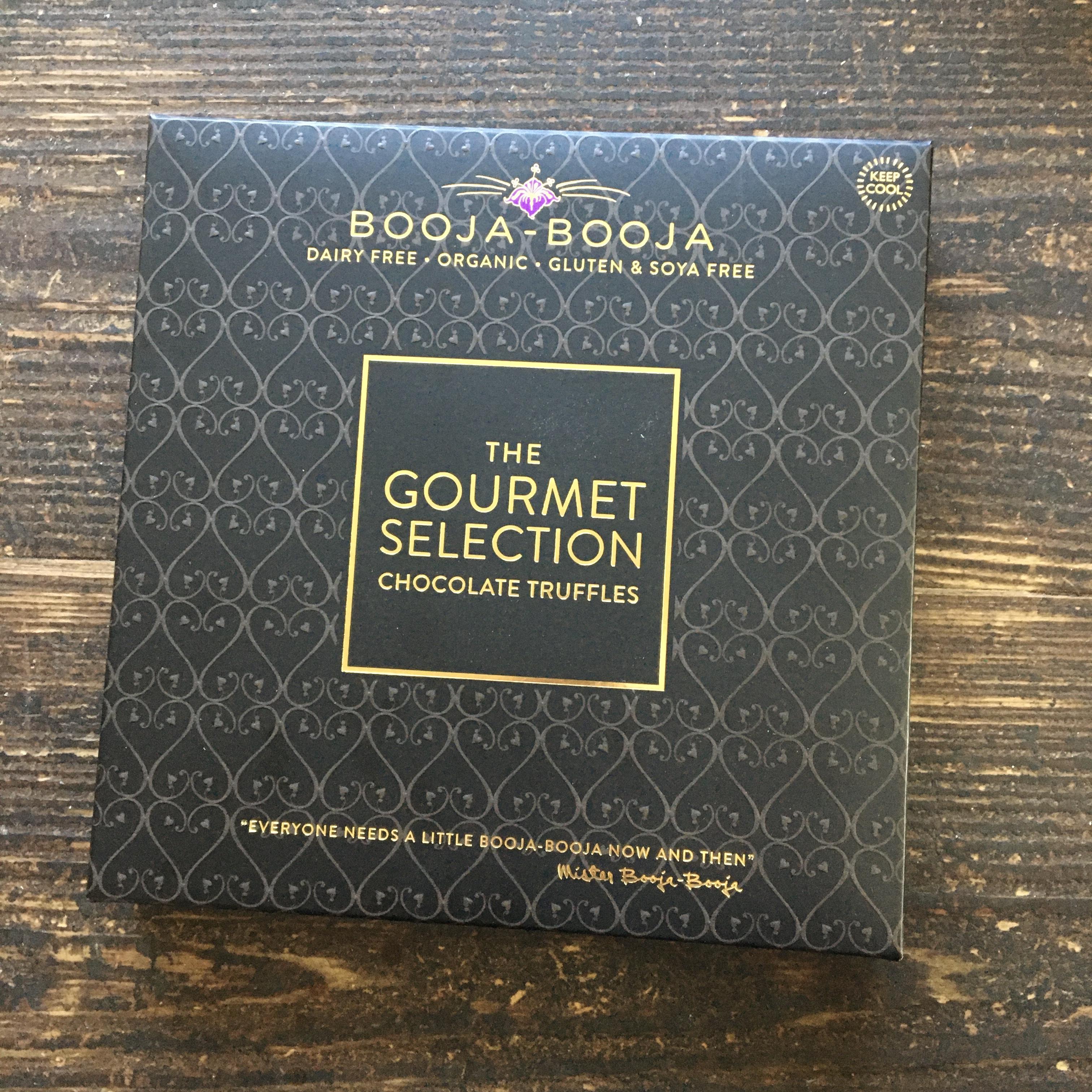 Booja Booja Gourmet Selection Truffles