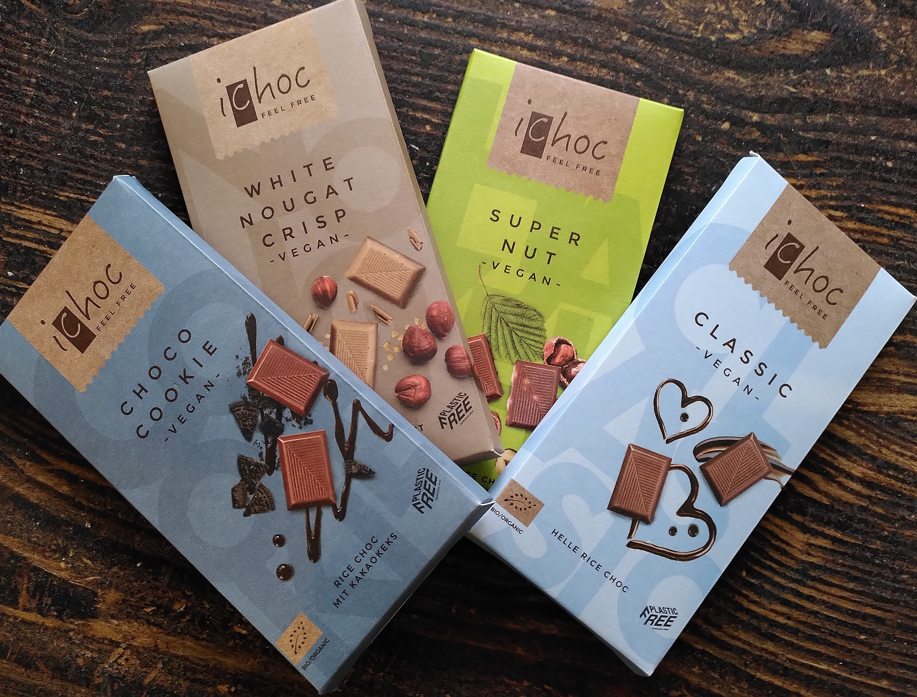Vivani Organic Vegan Chocolate