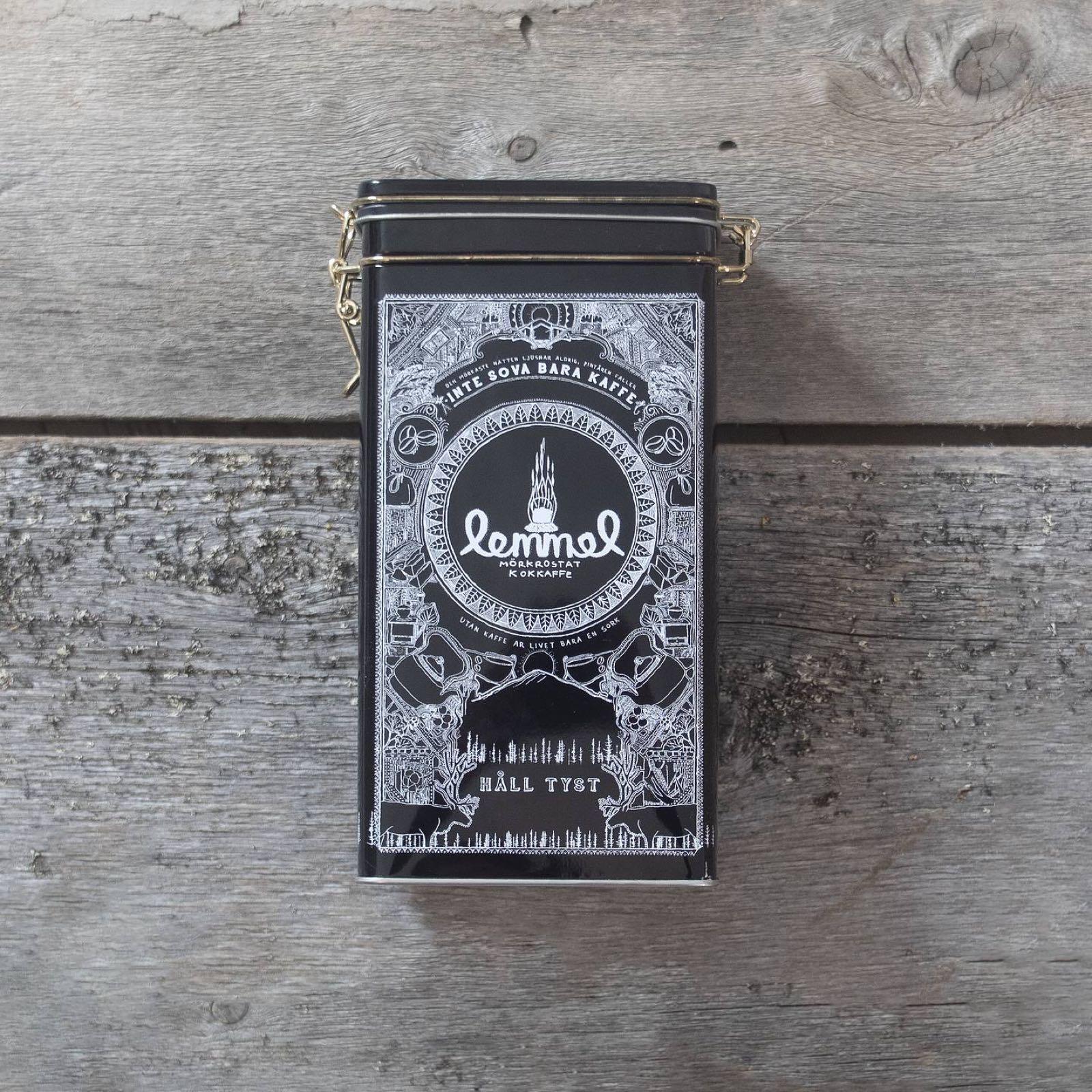 Kaffeburk  Lavinen