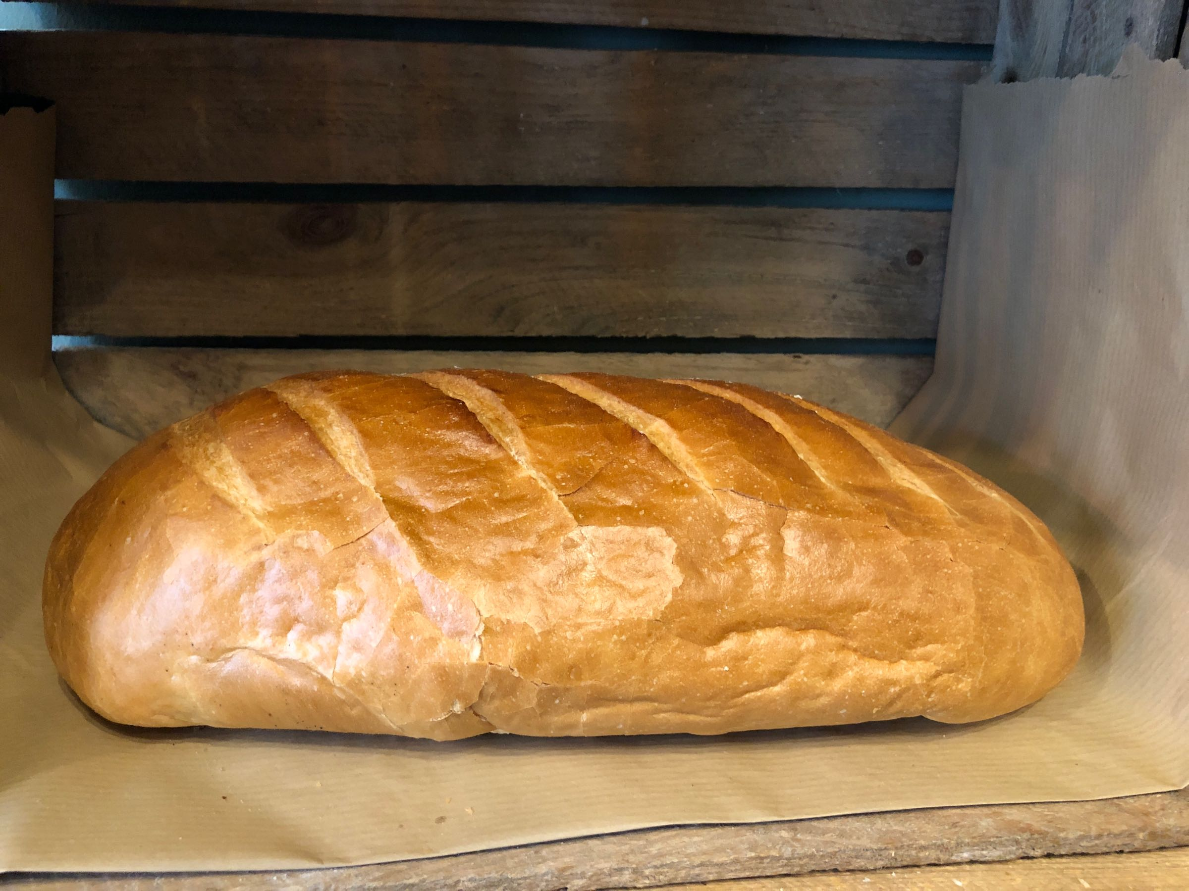 Large White Bread 800g