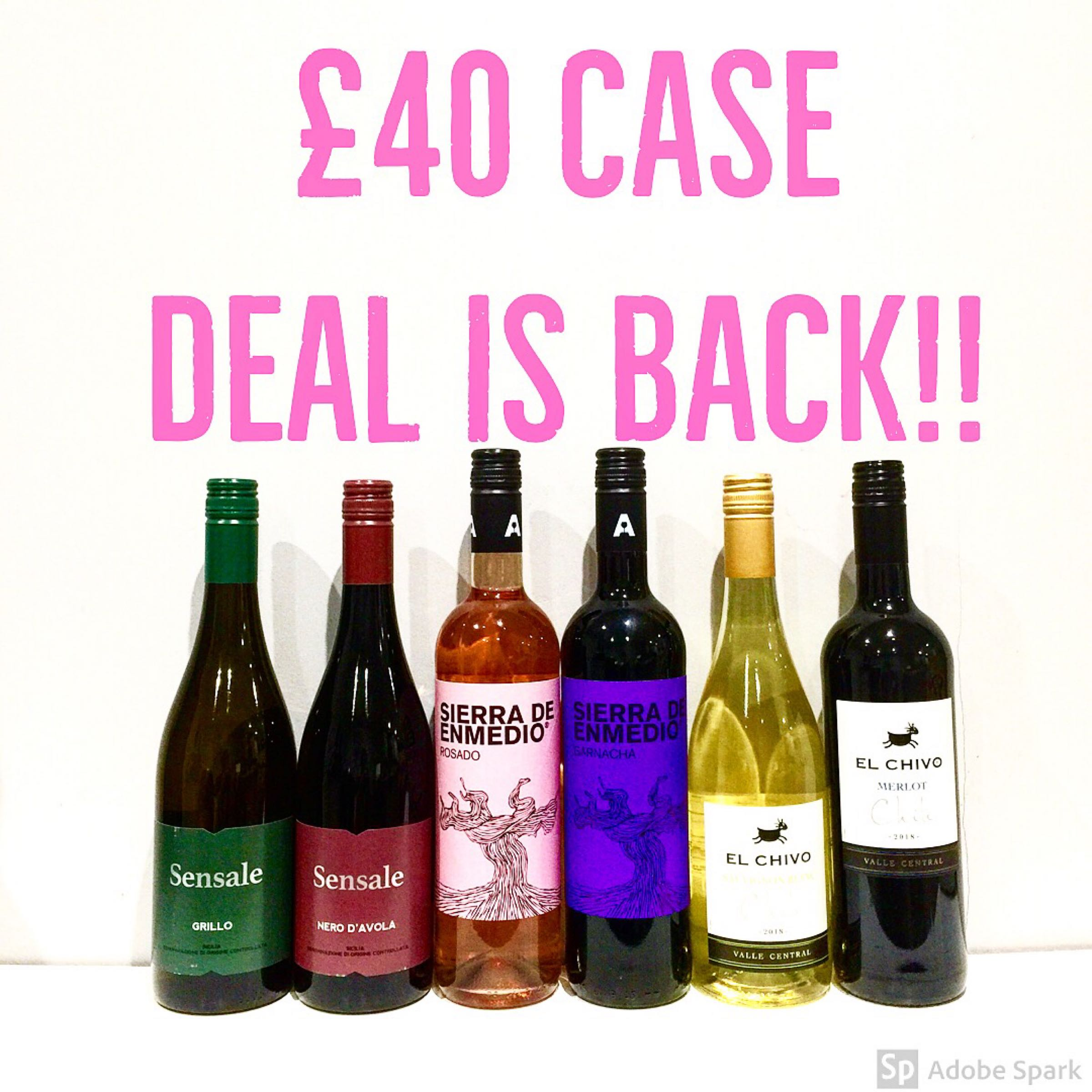 6 Bottle Mixed Case Offer
