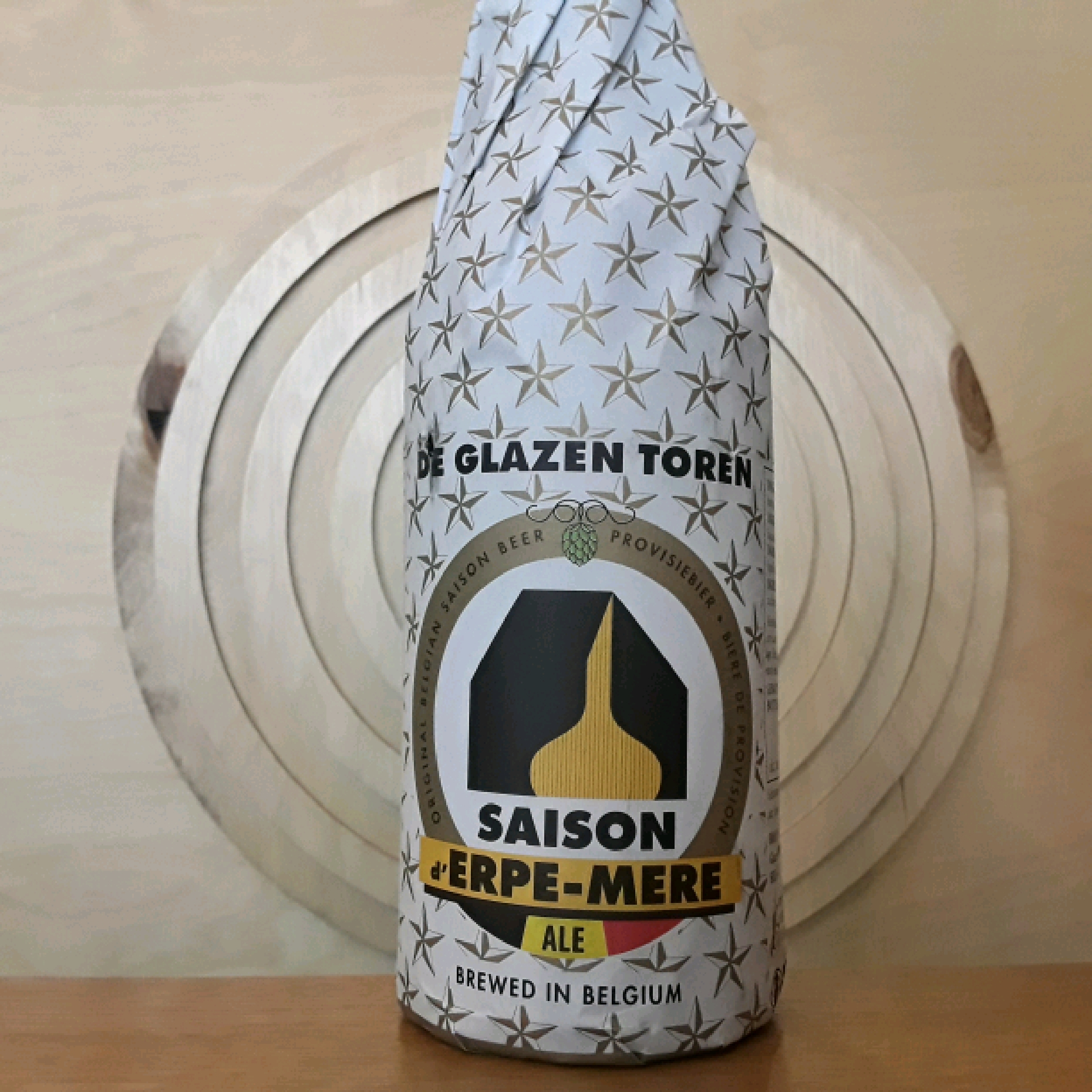 Brouwerij De Glazen Toren | Saison d'Erpe-Mere | Farmhouse Ale - Saison