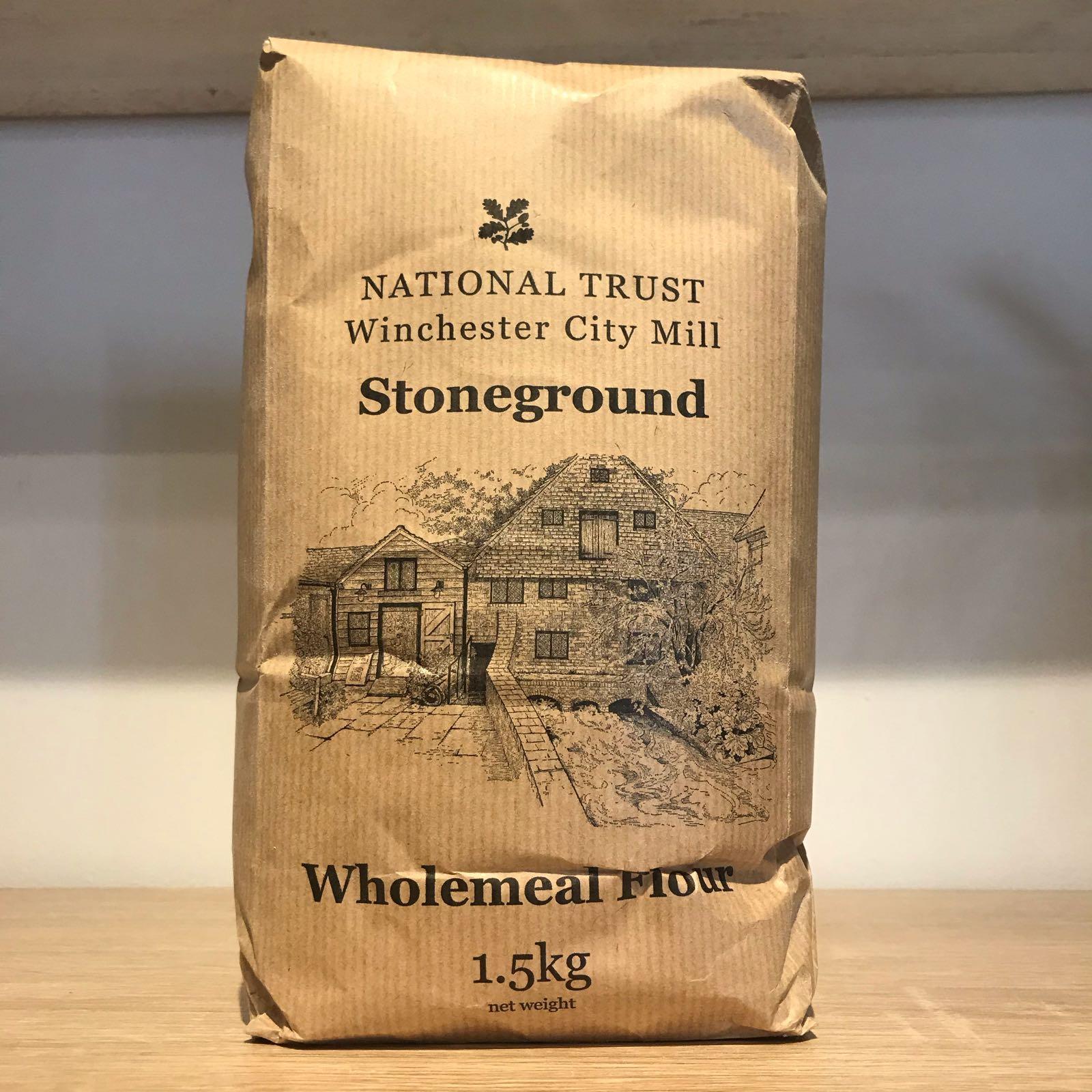 Stoneground Wholemeal Flour 1.5kg