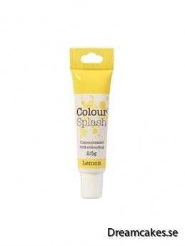 Colour Splash - Lemon