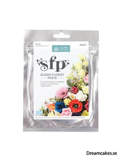 Squires Kitchen - Sugar Florist Paste - Vit