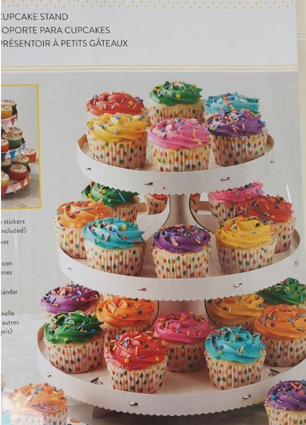 Cupcakes våningsfat