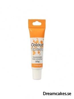 Colour Splash - Orange
