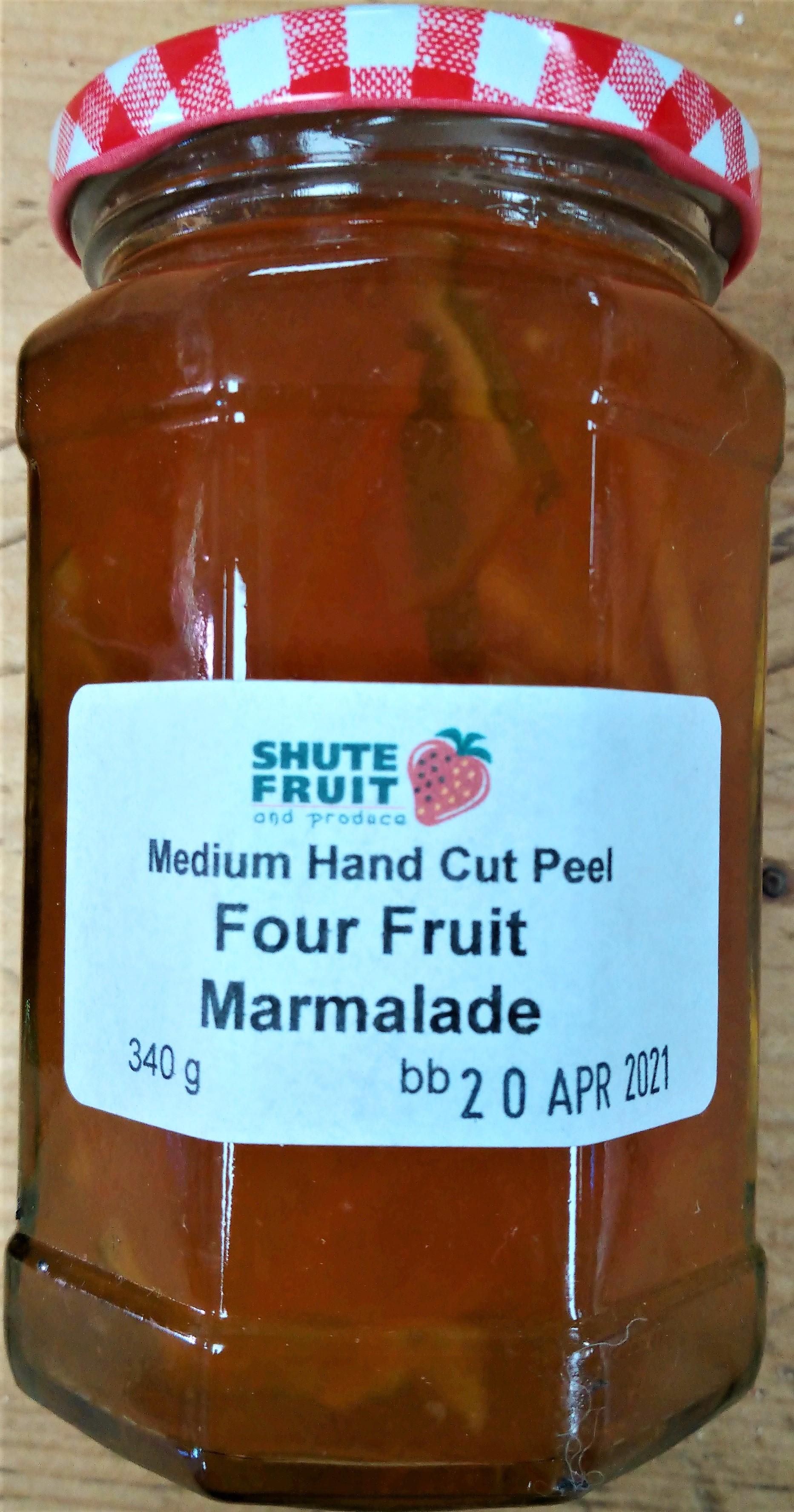 Shute Fruit Marmalade