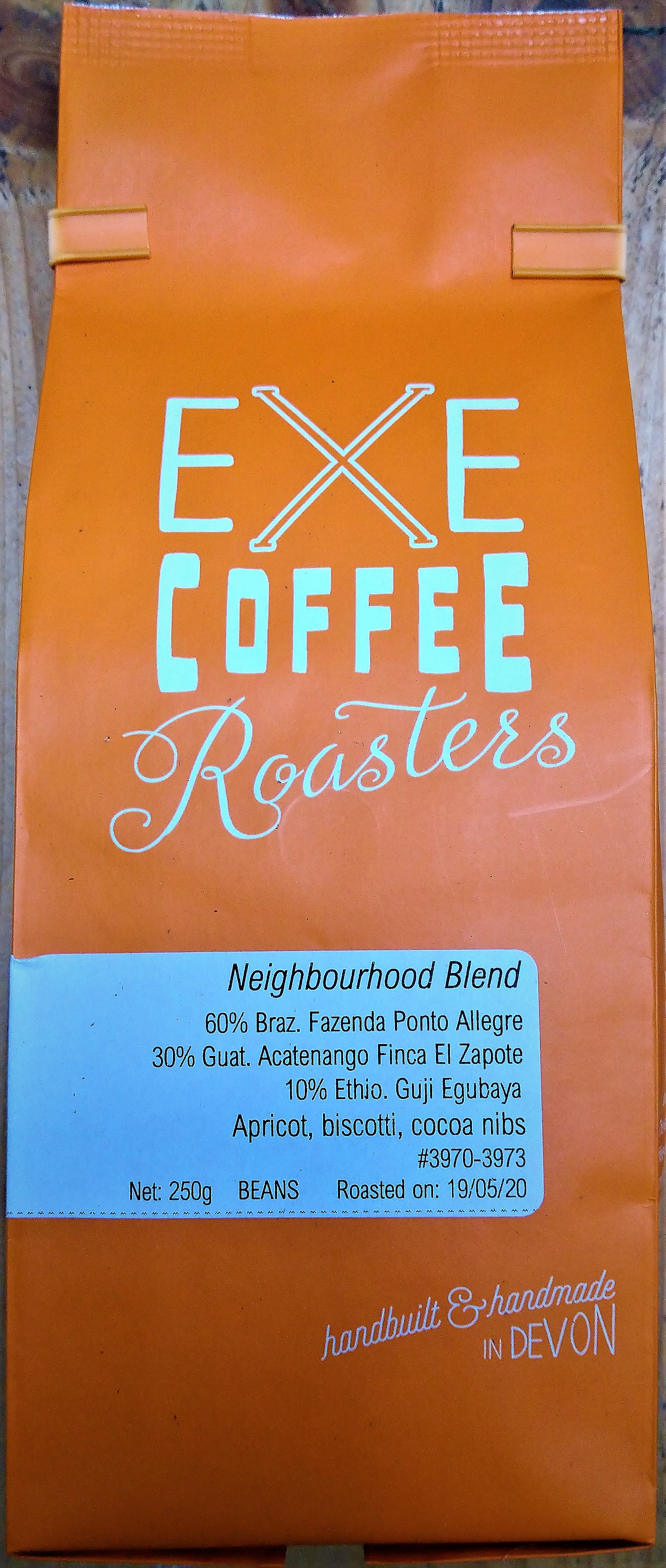 Exe Coffee Roasters 250g