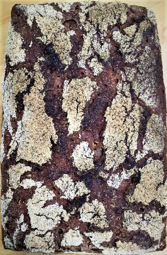 Straight rye (Monday. Wednesday & Friday)