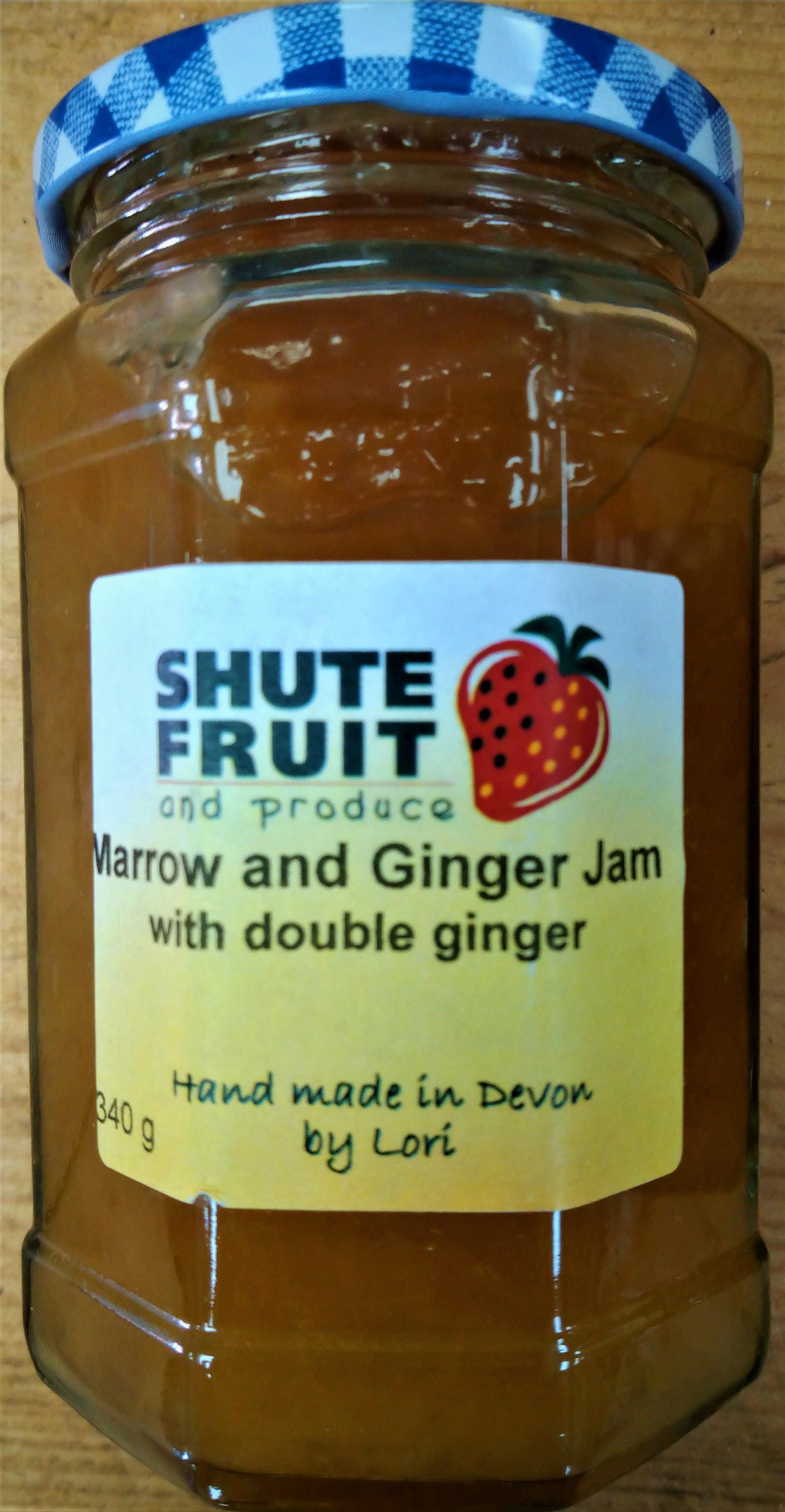 Shute Fruit Jam