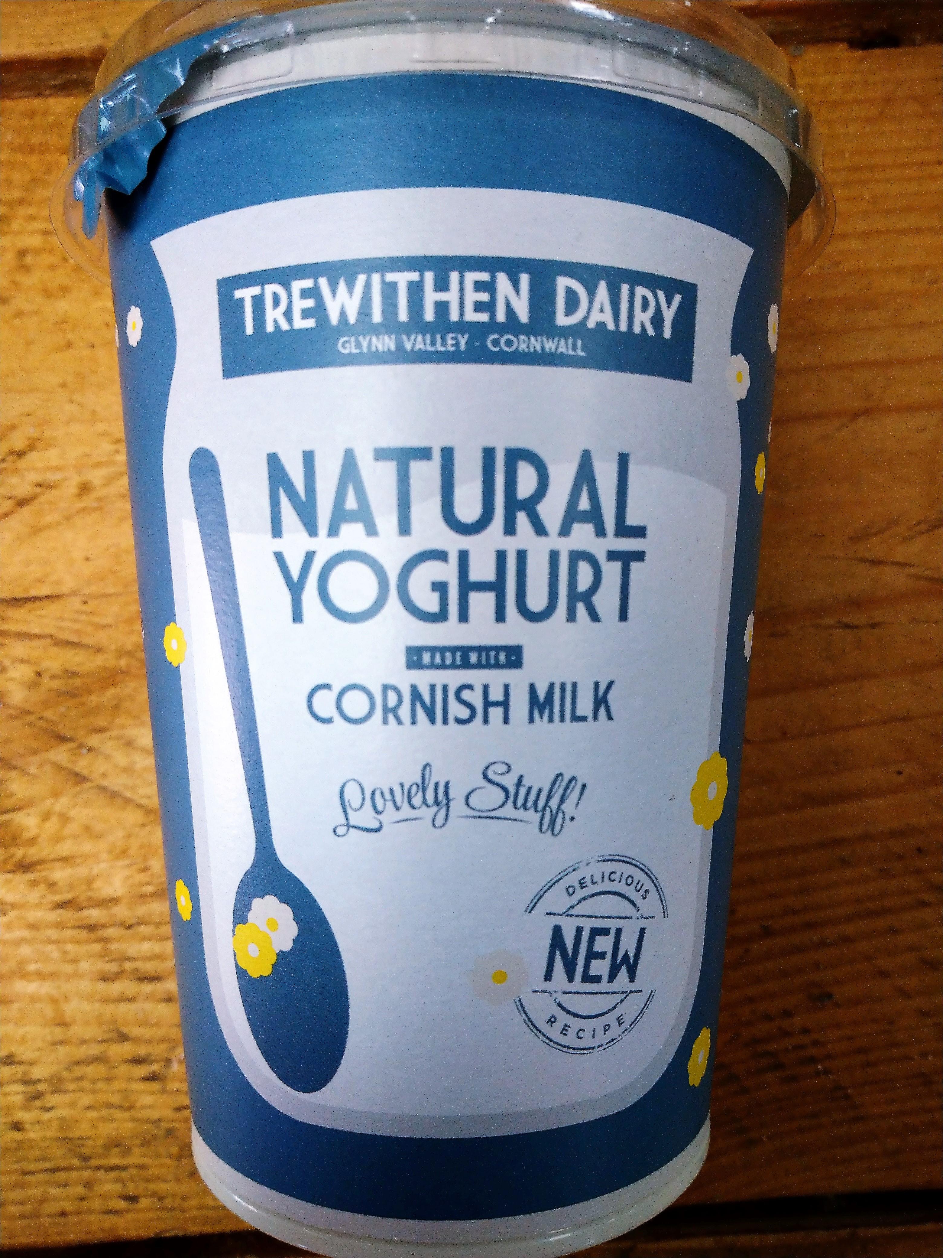 Trewithen Natural Yoghurt 500g