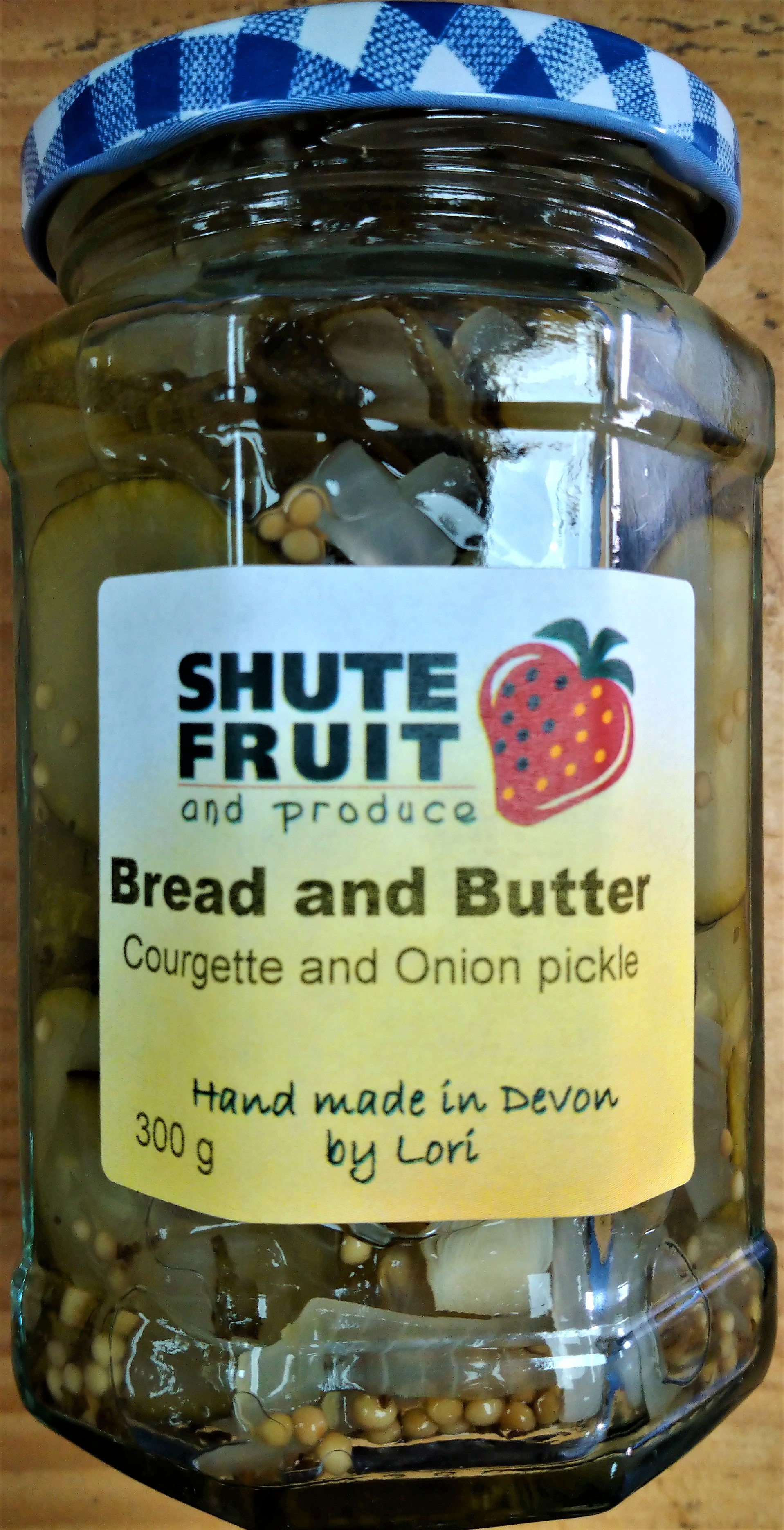 Shute Fruit Chutney
