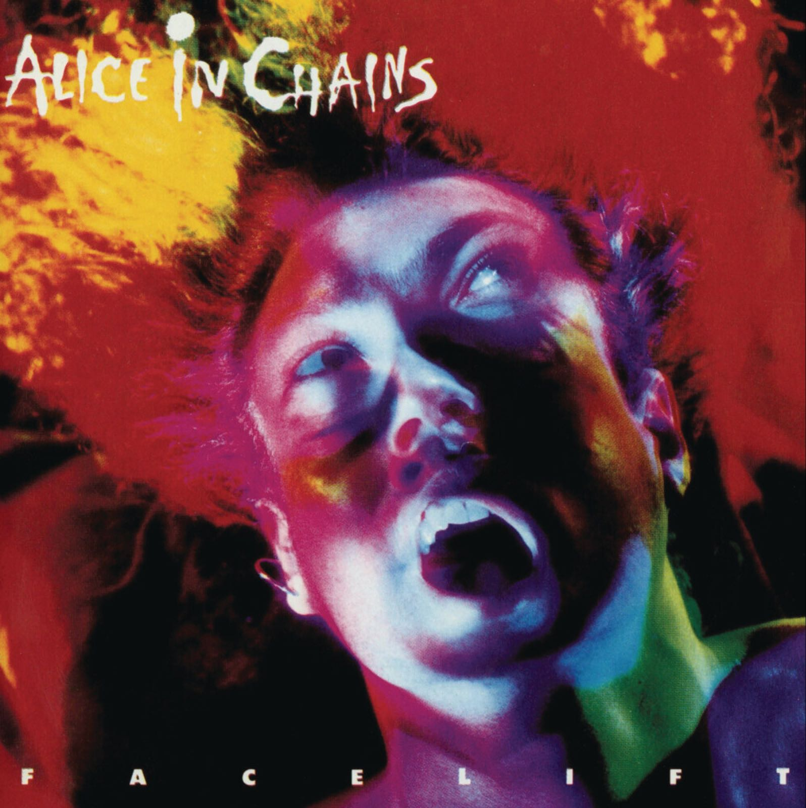Alice In Chains - Facelift [LP]