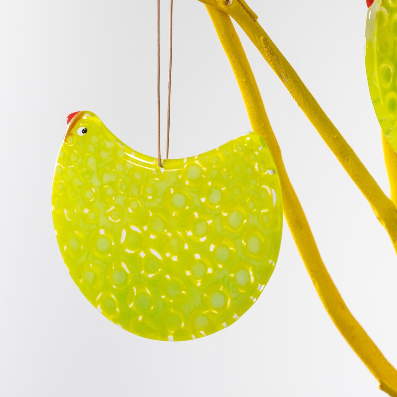 Høne Limegrøn