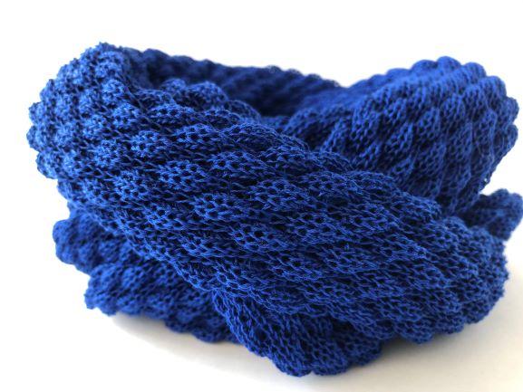 Tubetørklæde kobolt Blå