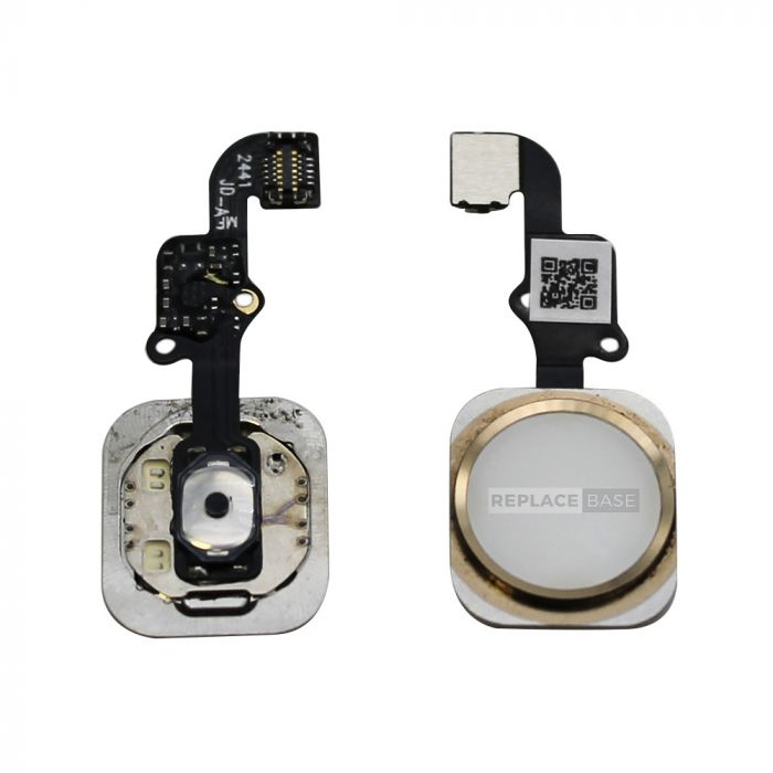 iPhone 6 / 6+ - Replacement Home Button Assembly Flex - OEM