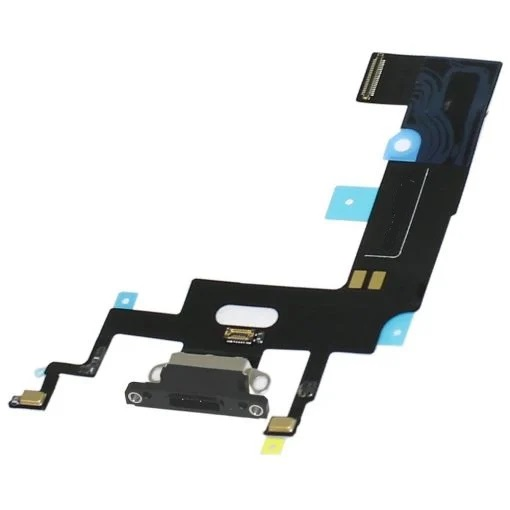 iPhone XR - Replacement Charging Dock Flex Cable With Main Microphone - OEM