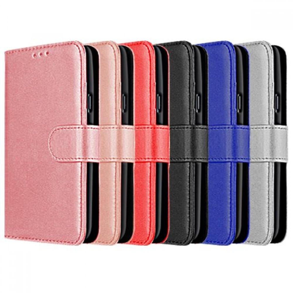 iPhone 12 Pro Max (6.7) Compatible Book Case With Wallet Slot